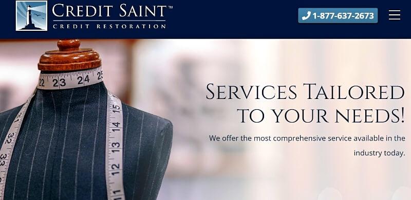 Credit Saint services